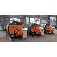 China 1 Ton 70hp 1000kg/h Automatic Heavy Oil Diesel Packaged Steam Boiler For EPS Foaming Machine on sale