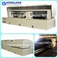 China HJ-Gravure Laser Engraving Machine Laser Ablation for Embossing Cylinder on sale