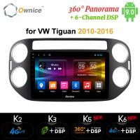 China Ownice Car GPS Navi player k3 k5 k6 for VW tiguan 2010 2011 2012 2013 2014 2015 2016 Android 9. on sale