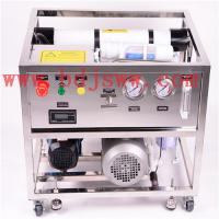 Buy cheap Portable Sea Water Desalination RO System 500 LPD product