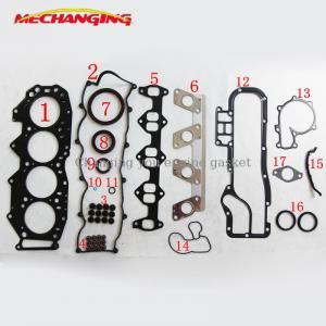 Best For FORD RANGER (ER, EQ) ENDEAVOUR 2.5 WL WLT METAL Full Set Auto Parts Engine Rebuilding Kits 50163000 wholesale