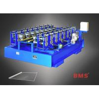 Best 11KW Warehouse Scaffolding Roll Forming Machine 15KW Power For Shelves Equipment wholesale