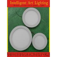 China Office Rooms Surface Mounted Led Ceiling Panel Light 4w - 20w , With Sensor on sale