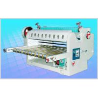 Best Single Faced Rotary Sheeter, Single Faced Corrugated Cardboard Slitting + Cutting wholesale