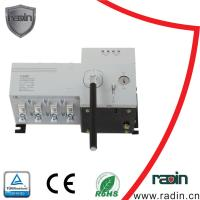 Best Small Size Portable Generator Switch , Easy Installation Manual Transfer Switch wholesale