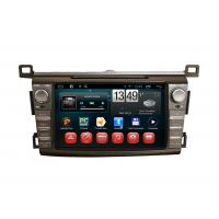 China Dual Zone 2014 RAV4 Toyota GPS Navigation System with RDS ISDB-T DVB-T BT SWC wholesale
