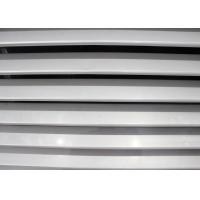 China Aluminum Sun Shade System motorized For aluminum rolling shutters on sale
