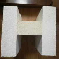 Buy cheap insulation light weight mullite brick for heating furnace lining from wholesalers
