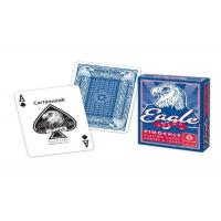 Buy cheap Bilingual Cartamundi Eagle Marked Poker Playing Cards For Cheating / Magic Tricks product