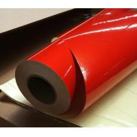 Best White Glue Reflective Banner Vinyl Film For Industrial And Traffic Safty Signs wholesale