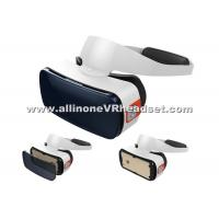Buy cheap 5.0 Inch Screen Mobile Virtual Reality Headset product