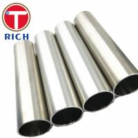 China Precision Welded Stainless Steel Round Tube 300 Series on sale