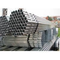 Best Φ22 Greenhouse Steel Pipe , Hot Dip / Cold GI Galvanized Pipe Greenhouse Frame wholesale