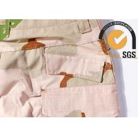 3 Color Desert Military Tactical Pants with Stereo Pocket For Outdoor Traning