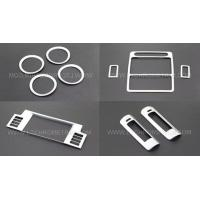 Best chrome interior accessories for Land Rover Discovery 4 2012-2015 / Freelander 2 2012-2015 wholesale