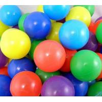 China Colorful Plastic Pit Balls For Kids on sale