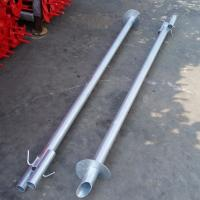 China 2000mm Galvanized Grounding And Earthing Products Ground Anchor Pipe on sale