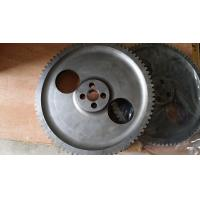 Construction Machinery Camshaft Drive Gear with Stainless Steel Metal Material