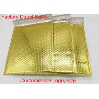 Best Custom Poly Bubble Wrap Packaging Envelopes , Bubble Cushioned Mailers 4*6 Inch wholesale
