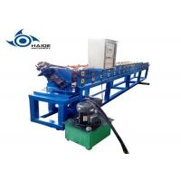 Best U/C Metal Stud Making Machine Automatically 380v 50HZ With 20mm Chain Size wholesale