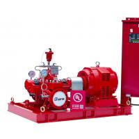 Best Horizontal Split Case Fire Pump With Electric Motor Driven Water Supply wholesale