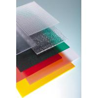 Cheap Anti - Corrosion Clear Polycarbonate Sheet , 6mm Polycarbonate Sheet for sale