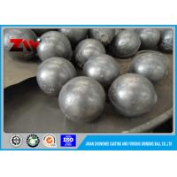 China High Performance Cast Iron High Chromium ball used in ball mill grinding process wholesale
