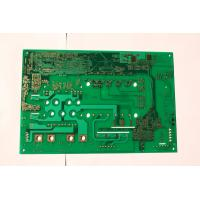 China Gold Plated FR4 Rigid Multilayer PCB Board , Power Control LED PCB Immersion silver on sale