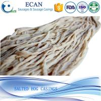 Best Price Cheap High Quality Natural Sheep Casings / Salted Hog Casing / Sausage Casing with HACCP,FDA Approved wholesale