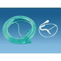 Best Transparent Sterilized PVC Medical Tubing Oxygen For Nose Cannula wholesale