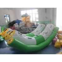 Best Double Inflatable Water Totter Game For sale wholesale