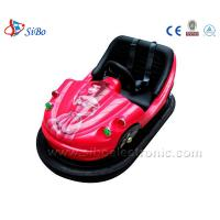 Best Rose Red Shopping Mall Battery Operated Bumps Cars In Guangzhou Sibo wholesale