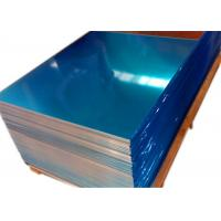 Best Cold Rolled Aluminium Alloy Sheet , Color Coated Aluminum Sheet 3003 3004 3005 wholesale