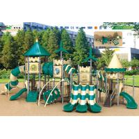 Best Outdoor Residential Playground Equipment with Surface Microscopic Wavy for Kids HA-06001 wholesale
