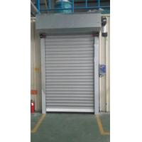 China Intelligence Automatic Roller Door In Wind Load Areas , Industrial Roller Door on sale