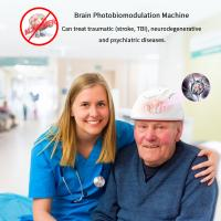 Buy cheap Brain Photobiomodulation Devices Light Therapy Helmet For Comprehensive Brain from wholesalers