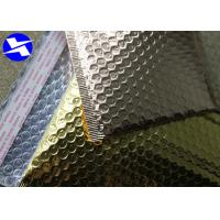 Buy cheap Customize Logo Metallic Bubble Envelopes , Metallic Mailing Bags 7*9 Inch Size from wholesalers