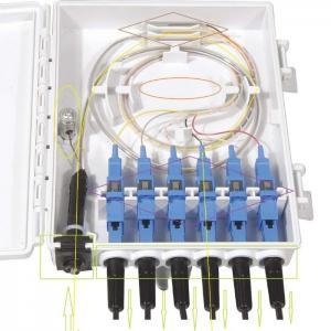 Water - Proof 6 Channel Splitter Box No Anti - UV , No Inflaming Retarding