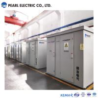 Best 2400 kva padmounted transformer with good-looking appearance wholesale