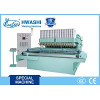 Buy cheap Hwashi Mobile Multipoint Special Stainless Steel Welding Machine 300-800mm from wholesalers
