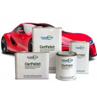 Best Durable Metallic Red Car Paint , Two Component Varnish Epoxy Paint Thinner wholesale