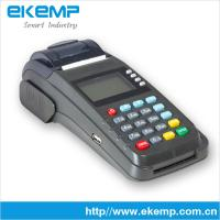 China Mobile EFT POS Terminal/Smart/Bank Card Reader POS/Prepaid Card POS Device(N7110) on sale