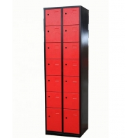China H1800mm Compartment Steel Locker on sale