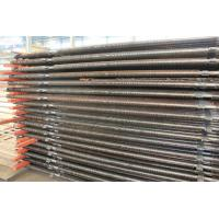 China Boiler Spiral Fin Tube Solid With Curved Arrows For Serpentine Economizer ASME Standard on sale