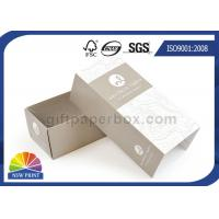 China Tray and Sleeve Paper Gift Box with Design Printed , Custom Made Paper Slide Box wholesale
