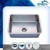 Best Professional Custom Made Stainless Steel Kitchen Sink Mexican Bathroom Sink with SUS304 wholesale