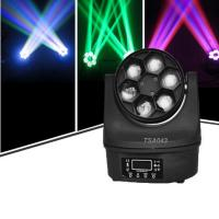 China Cheap 6*10W Small Bee Eye Led LED Moving Head Light For DJ Disco Stage on sale