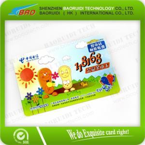 Best scratch card label wholesale