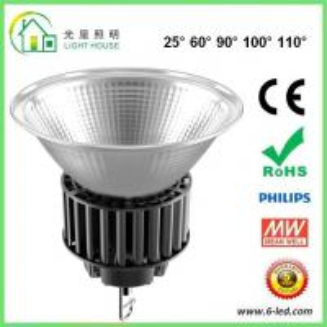 Best High Power 100-277v LED High Bay Light 150 Watt With 2700-6500K CCT , 5 Years Warranty wholesale