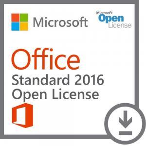 Best MAC PKC Microsoft Office Key Code 2016 Standard Orginal Key Support Online Download wholesale